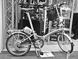 bromptonauten cycle show 2003. Black Bedroom Furniture Sets. Home Design Ideas